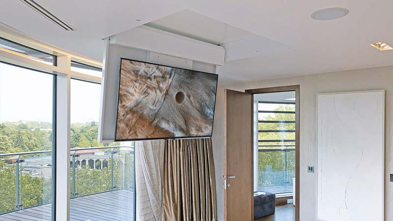 Future Automation Ceiling Television Mount